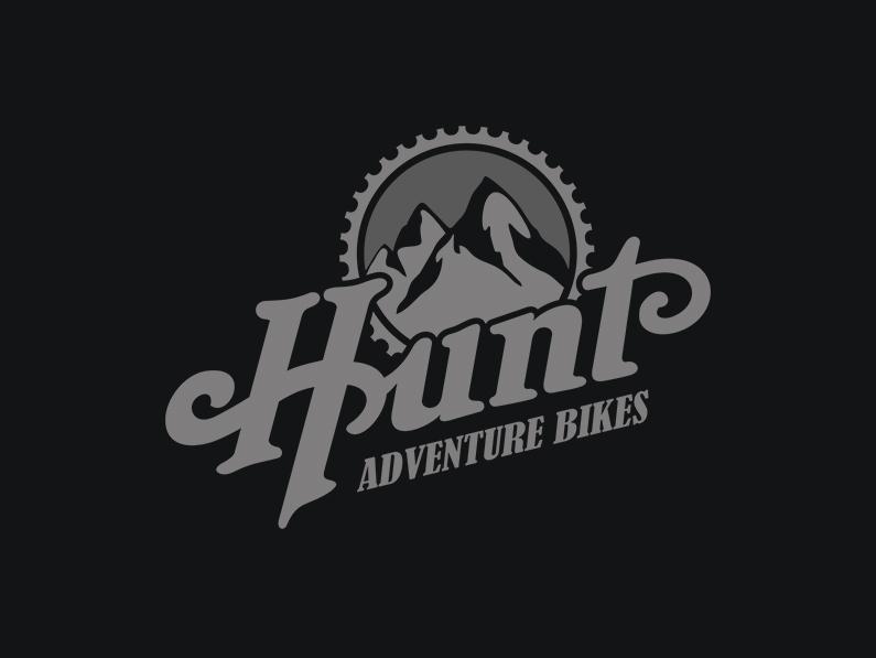 Hunt Bike Shop Logo