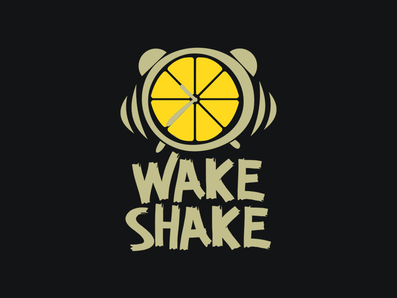 Wake Shake Logo